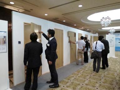 新商品展&大商談会 第1弾@群馬ロイヤルホテルの様子