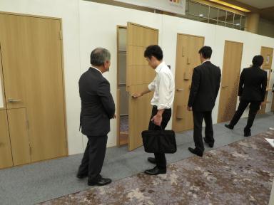 新商品展&大商談会 第5弾@ヒルトン名古屋の様子