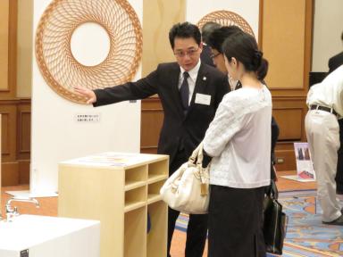 新商品展&大商談会 第6弾@オークラフロンティアホテルつくばの様子
