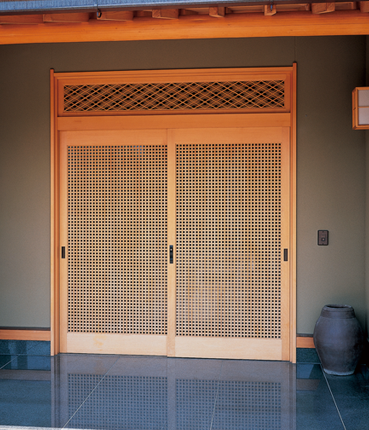 門戸・玄関戸
