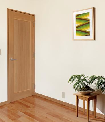 戸建住宅向け木製防火ドア