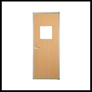 X線防護ドア