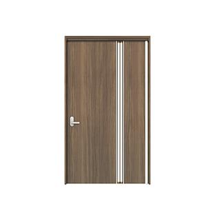自閉式折戸ドアインセット