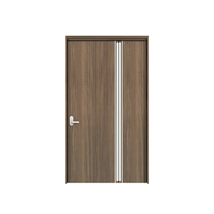 手動式折戸ドアインセット