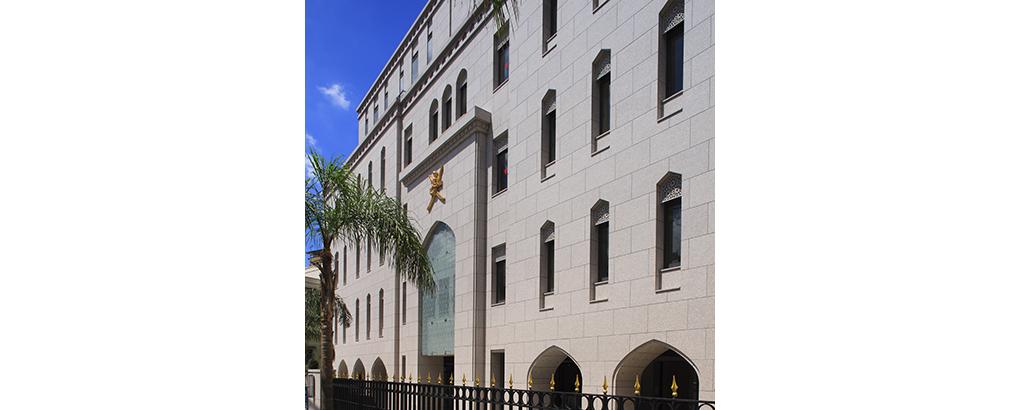 オマーン大使館1