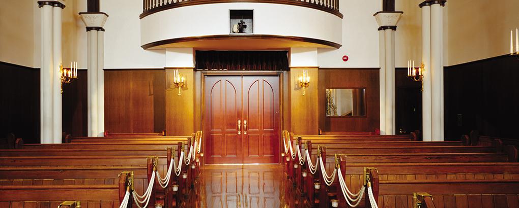 麻布グレイスゴスペル教会セントメアリー記念礼拝堂